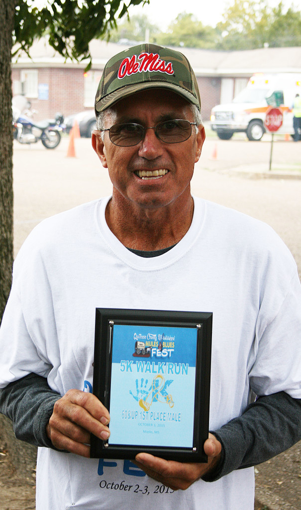 Johnny Tullos, Jr. 60 & up male